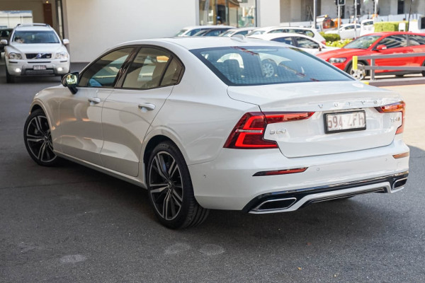 2019 MY20 Volvo S60 Z Series T5 R-Design Sedan Image 3