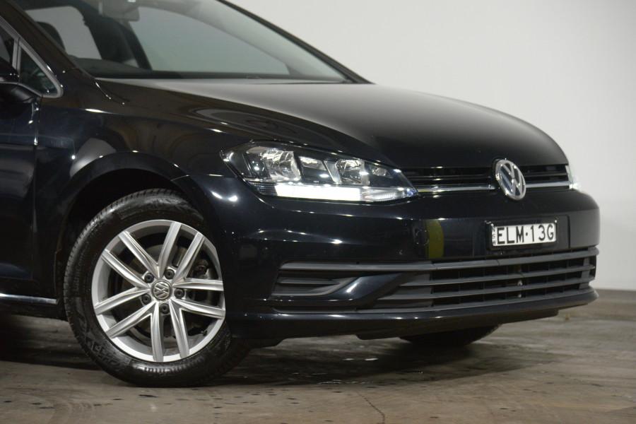 2017 Volkswagen Golf 110 Tsi