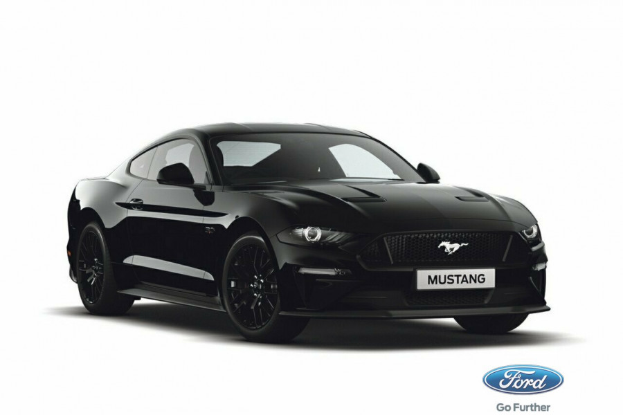 2018 MY19 Ford Mustang FN GT Fastback Coupe