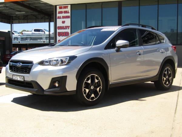 2018 MY19 Subaru Xv G5X  2.0i Prem Suv