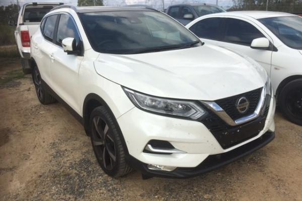 2018 Nissan QASHQAI J11 SERIES 2 TI Suv