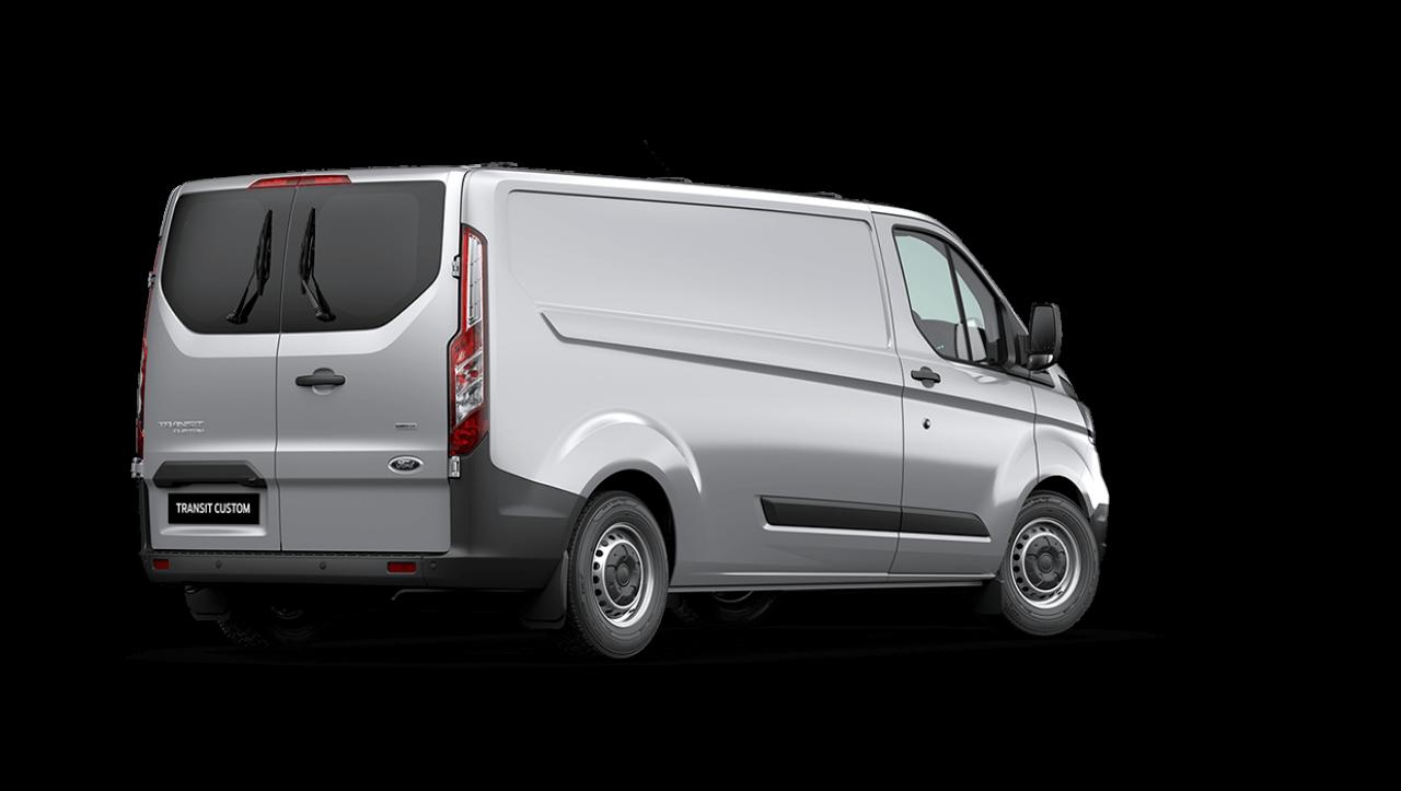 2020 MY20.5 Ford Transit VN Custom 340L LWB Van Image 3
