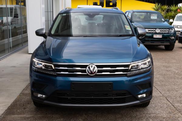 2020 Volkswagen Tiguan 5N 132TSI Comfortline Allspace Suv Image 4