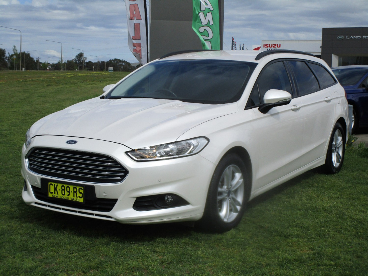 2017 Ford Mondeo MD 2017.00MY AMBIENTE Wagon Image 1