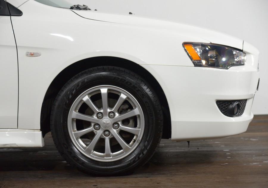 2013 Mitsubishi Lancer Mitsubishi Lancer Lx Auto Lx Sedan