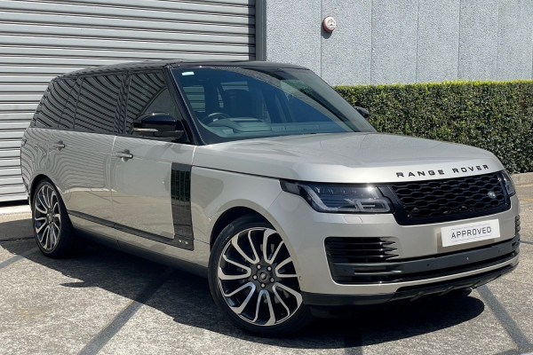 Land Rover Range Rover V8 L405