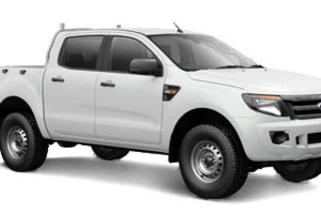 2012 Ford Ranger 4x2 XL Double Pick-Up HR 2.2 Diesel